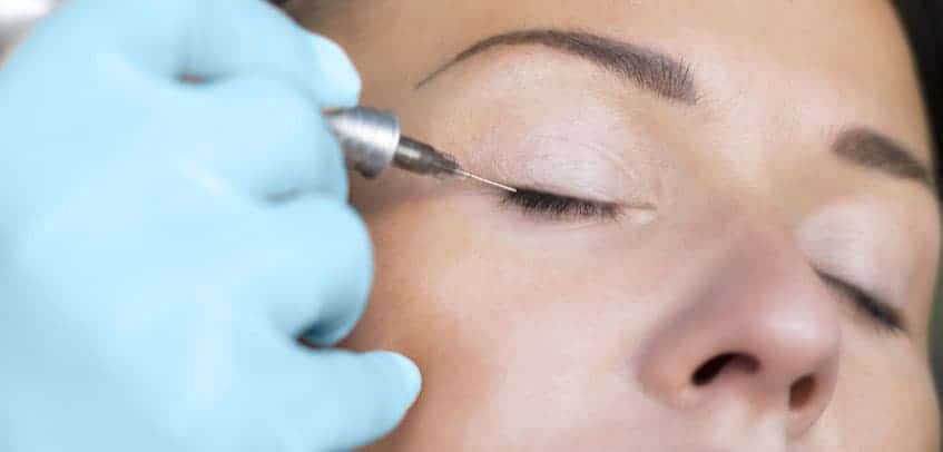 Permanent Make Up Lidstrich Beperfect Pmu Studio